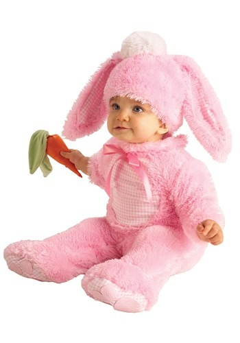Infant Pink Bunny Costume