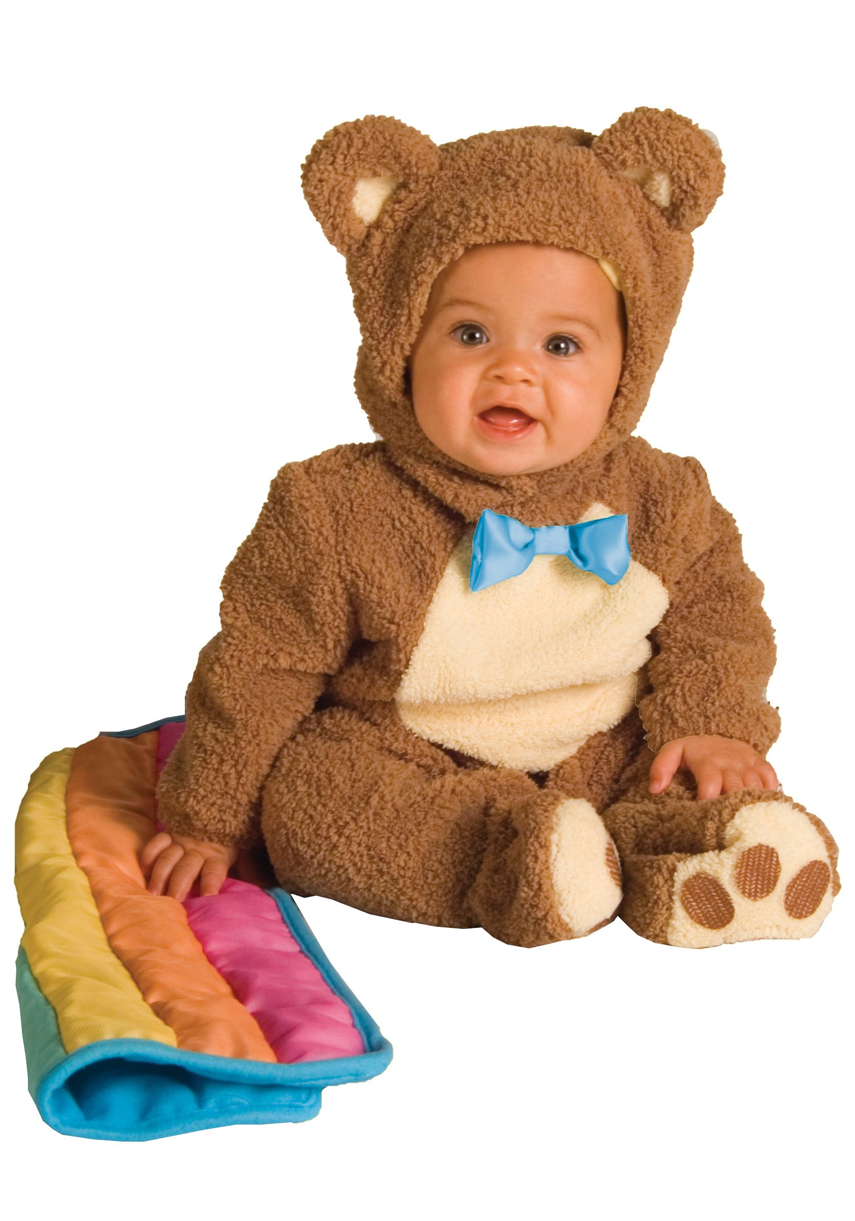 Infant Bear Costume  sc 1 st  Halloween Costume & Infant Bear Costume - Baby Teddy Bear Halloween Costumes