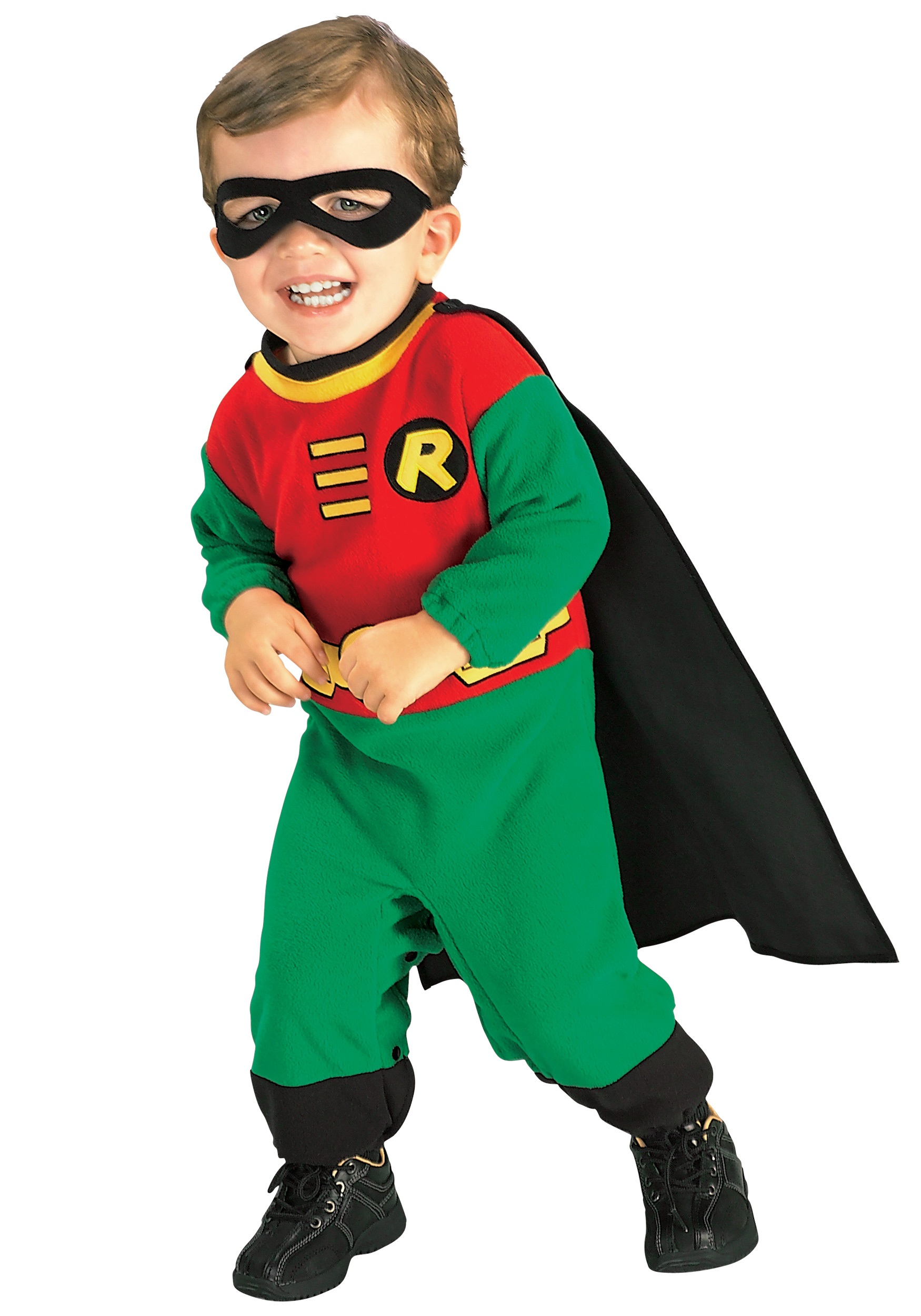 Baby Robin Costume  sc 1 st  Halloween Costume & Infant Robin Superhero Costume - Newborn Batman Robin Costumes