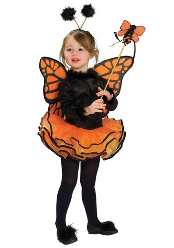 Girls Fluttering Butterfly Costume