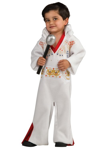 Elvis Toddler Costume Romper