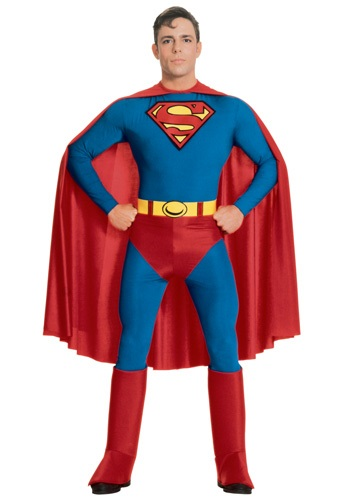 Classic Superman Costume