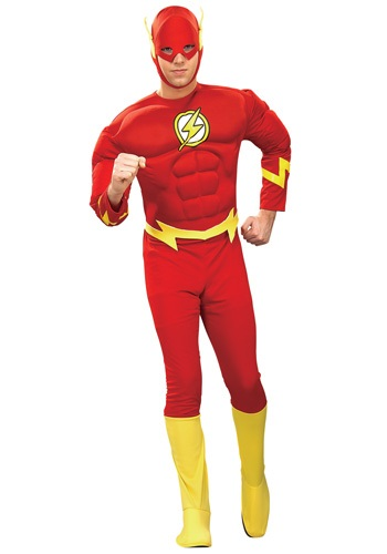 Deluxe Flash Costume