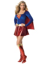Seductive Supergirl Costume