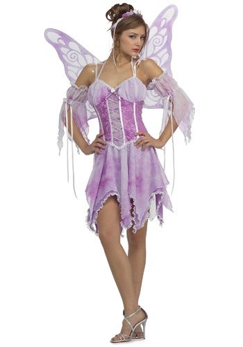 Womens Sexy Fairy Costume