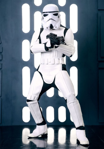 Deluxe Adult Stormtrooper Costume