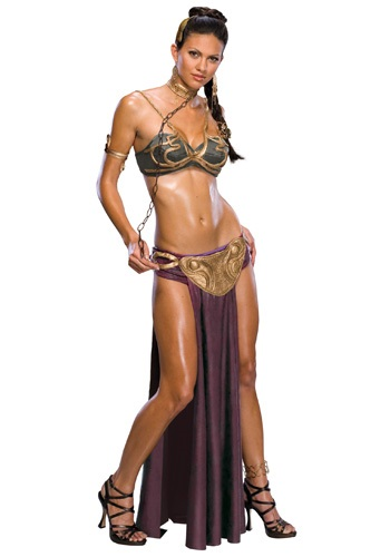 Princess Leia Slave Costume
