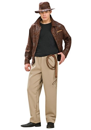Deluxe Indiana Jones Costume