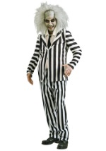 Beetlejuice Costume Suit