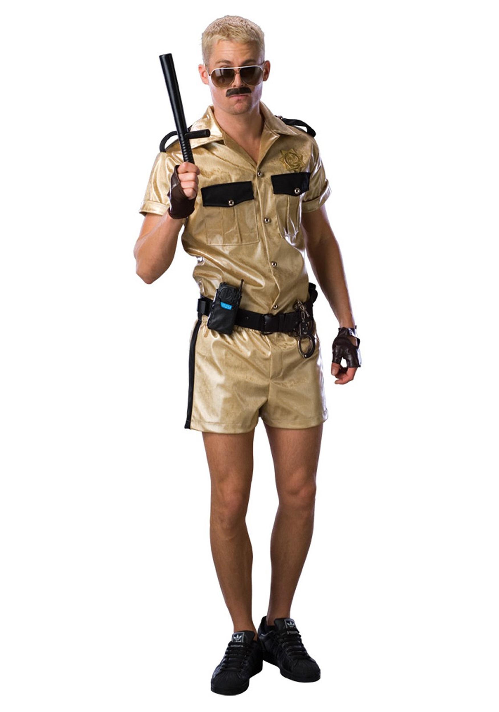 lt dangle deluxe costume - funny halloween reno 911 costumes