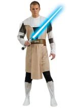 Clone Wars Adult Obi Wan Kenobi Costume