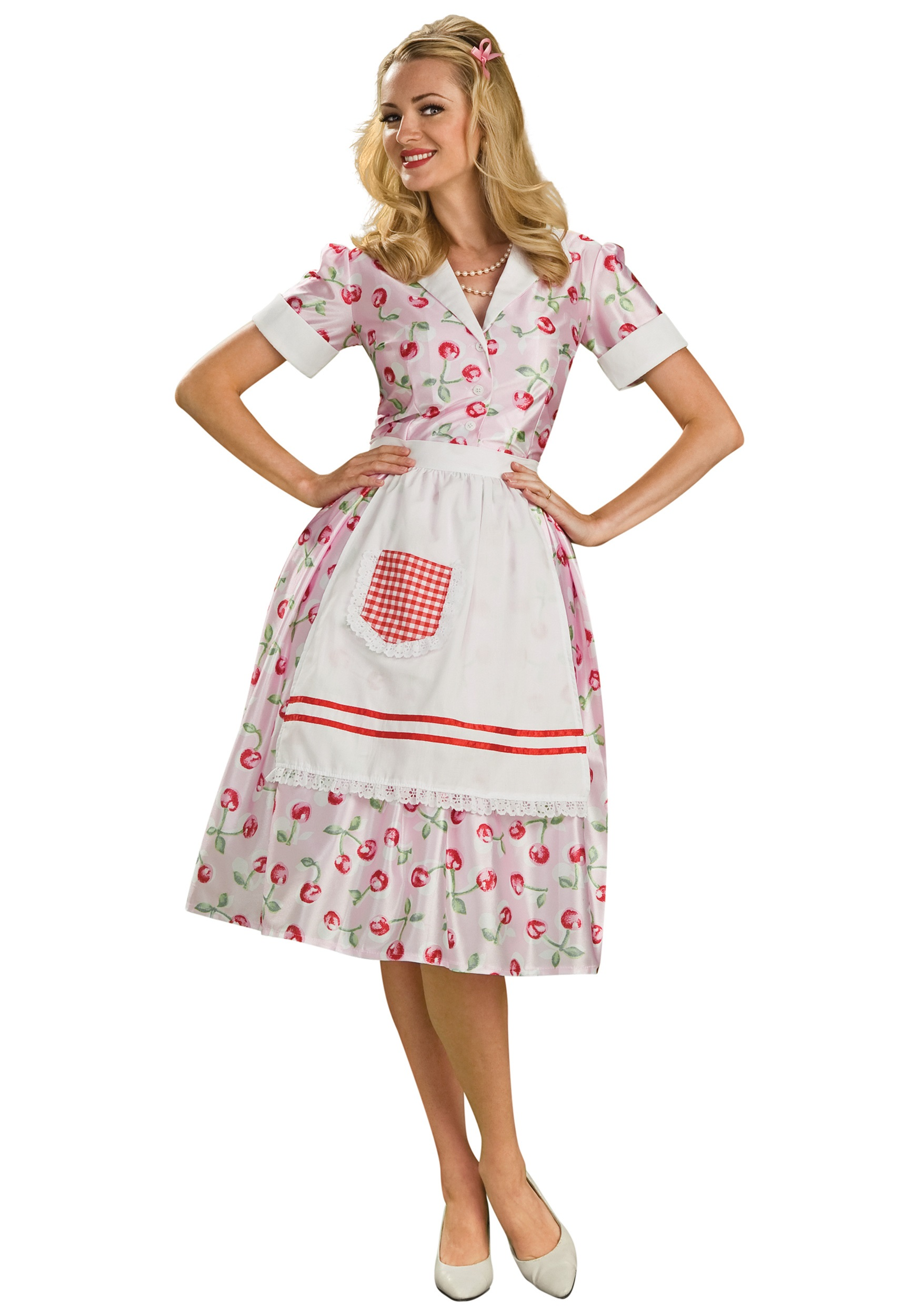 perfect 50s housewife costume - stepford wives costumes