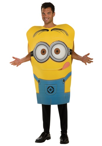 Despicable Adult Minion Dave Costume