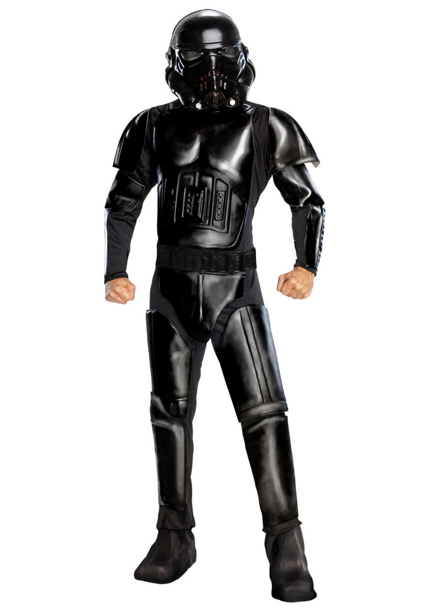 Shadow Trooper Mens Costume - Adult Stormtrooper Costumes