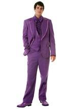 Plum Purple Deluxe Tuxedo