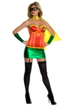 Ladies Sexy Robin Corset Costume