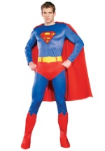 Realistic  Superman Costume