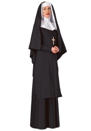 Holy Nun Costume